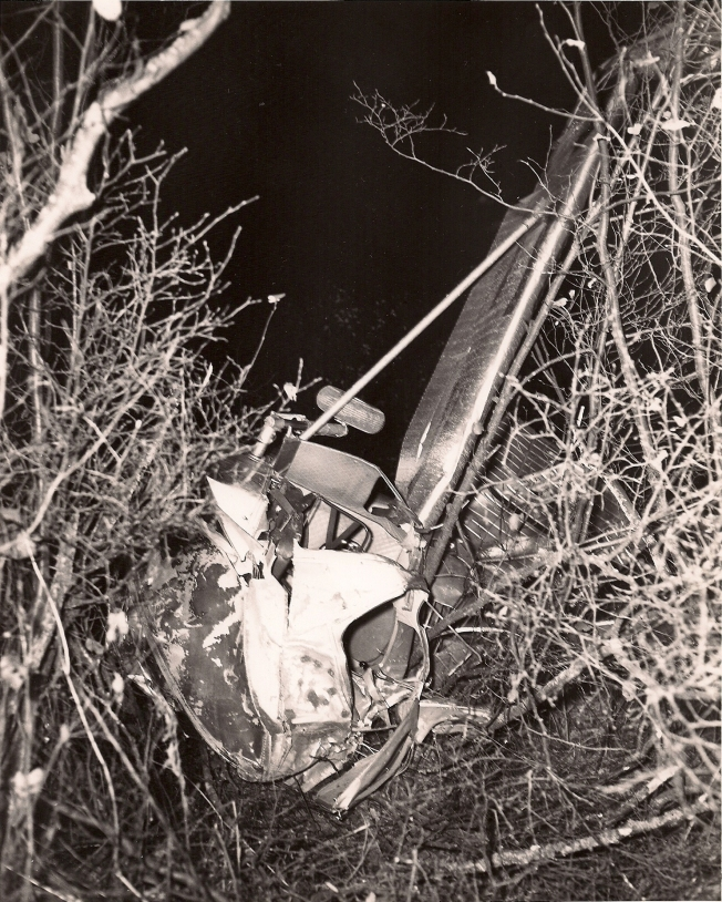 plane crash 21 October 1947 Windsor Mills, Quebec