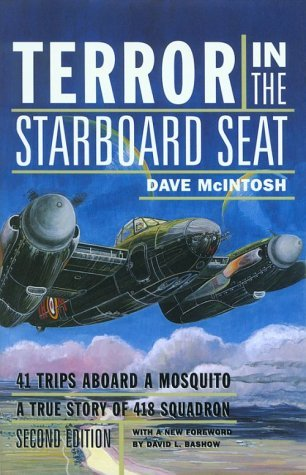 Terror in the starboard seat