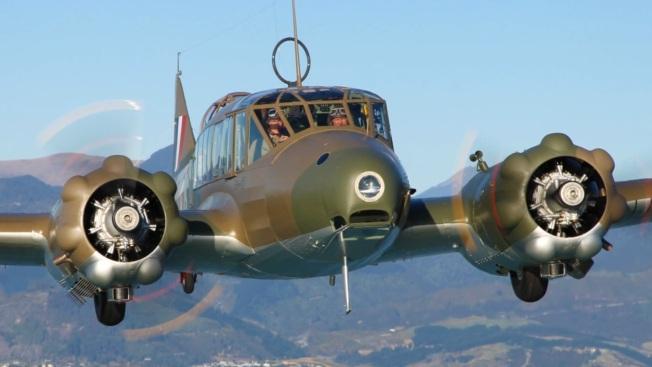 Avro Anson 2