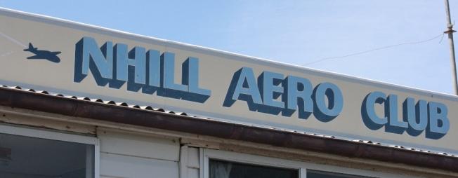 Nhill Aero Club Victoria Australia