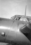 Avro Anson from No. 7 S.F.T.S. Fort Macleod - LeVerne Haley