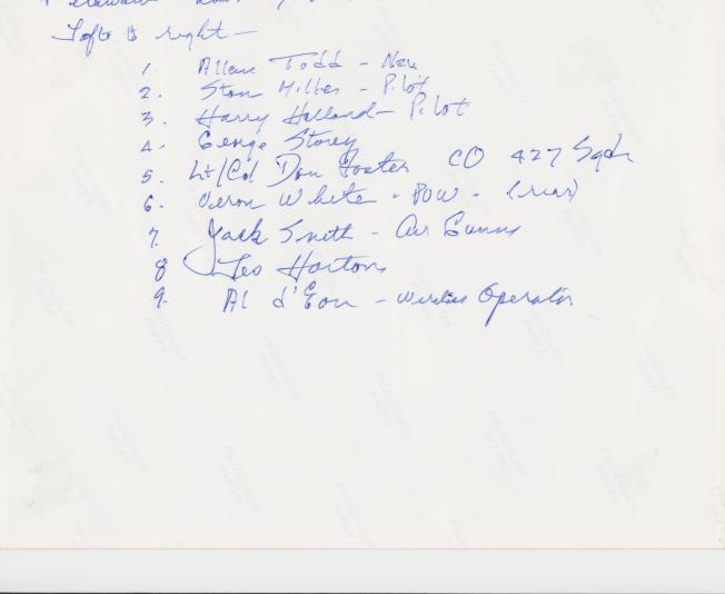 Allan Todd History 002 Petawawa Nov. 5, 1983