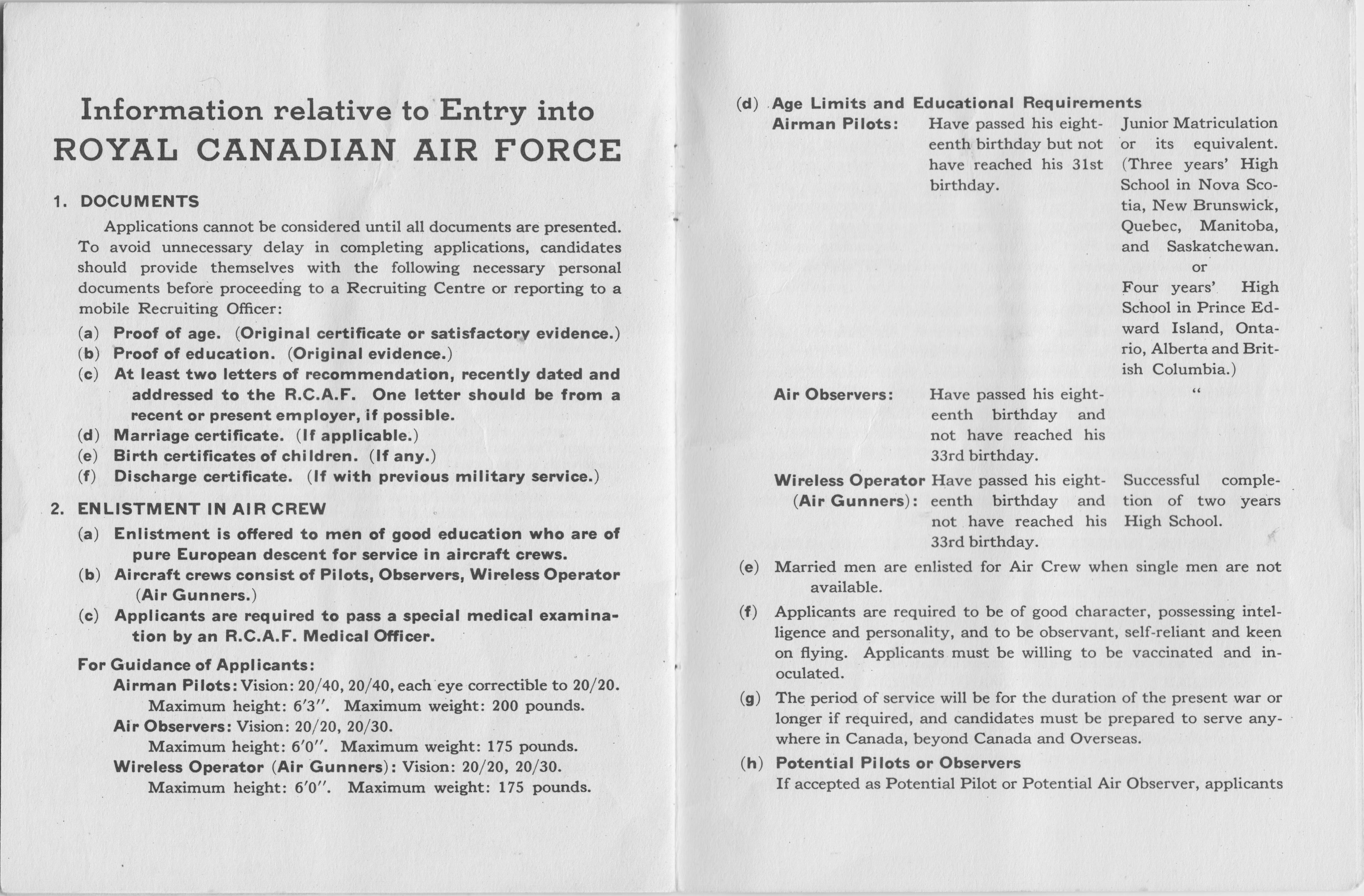 All about the bcatp british commonwealth air training plan aiddatafo Images