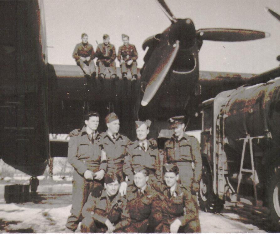 Gerald Bernard Philbin   RCAF 425 Alouettes