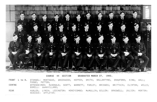 course 44 section 2 recruits
