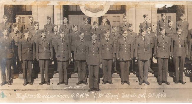 Manning depot