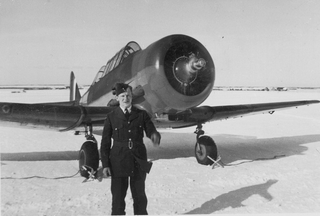 1940 Dad & Harvard PEI