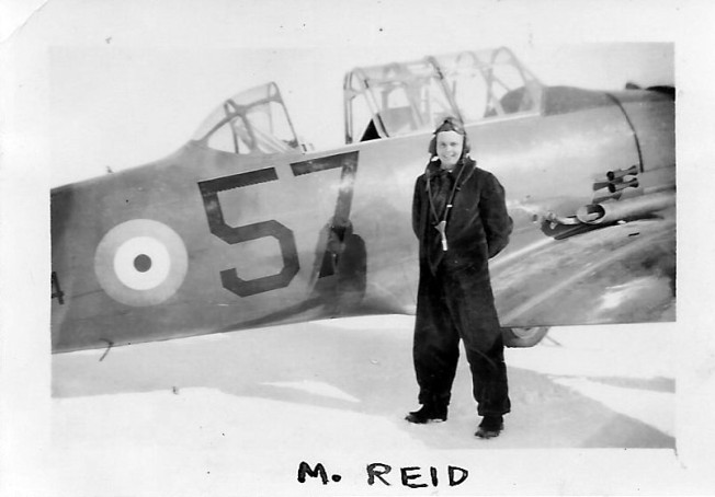 1941 02 Murray Reid L.A.C. # 9 SFTS