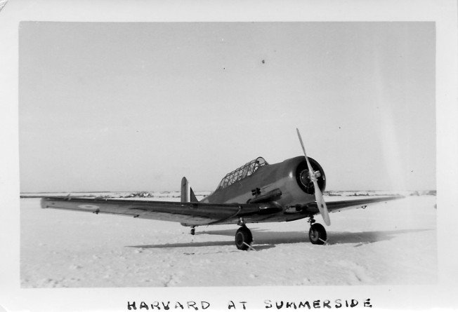 1941 Harvard AT Summerside