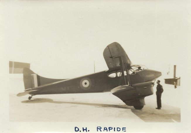 1941 03 D.H. Rapide, Dragonfly Summerside PEI