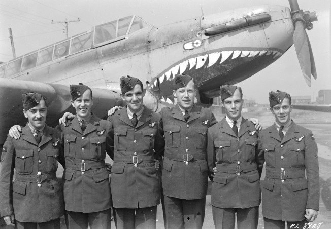 Graduation Group , Course #30, 1 & 2, #9 Bombing and Gunnery Sch